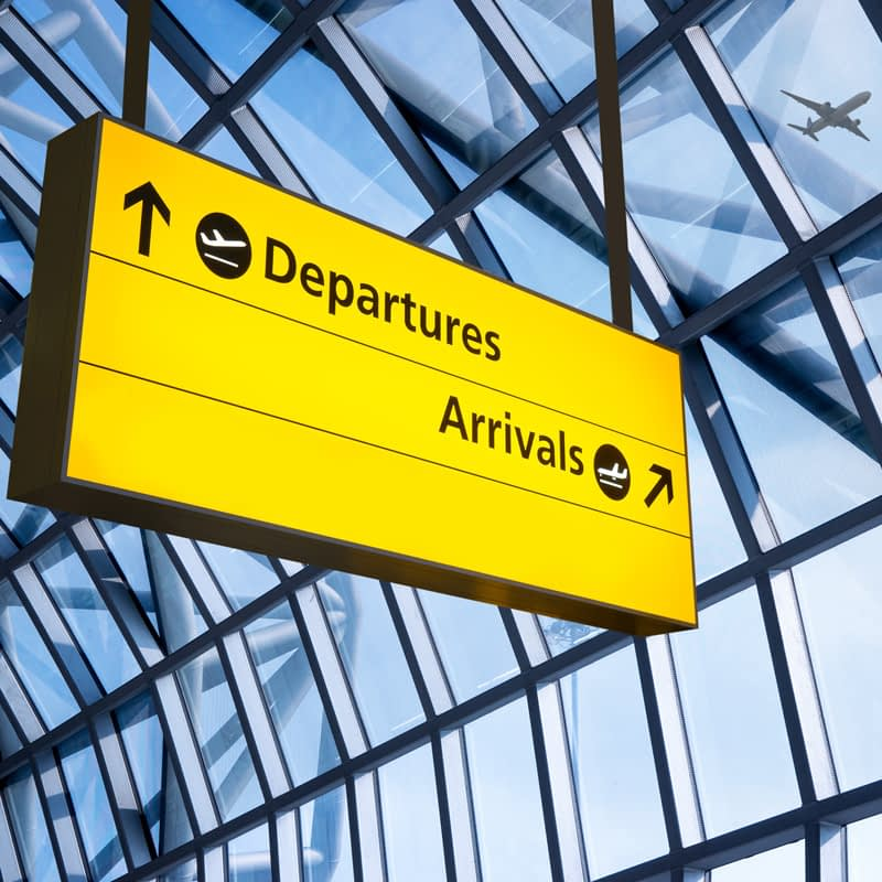 Leeds Bradford Airport Taxi and Minibus Transfers from Blackpool, the Fylde Coast and Preston, for groups of 6-16 passengers