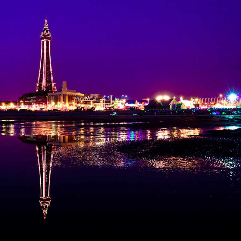 Whether local or from outside of the area, we offer the perfect transport solution for you to enjoy Blackpool Illuminations in comfort