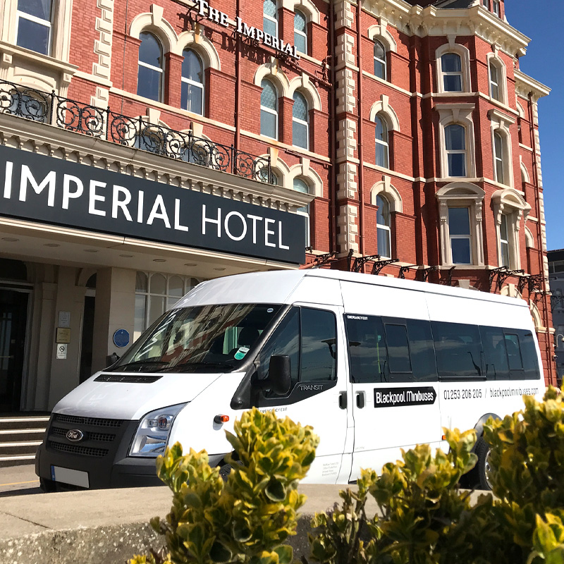 Blackpool Minibuses are the perfect transport solution for business customers, with our large fleet of clean, comfortable and reliable minibuses, and fun and friendly drivers who will make sure every journey runs smoothly