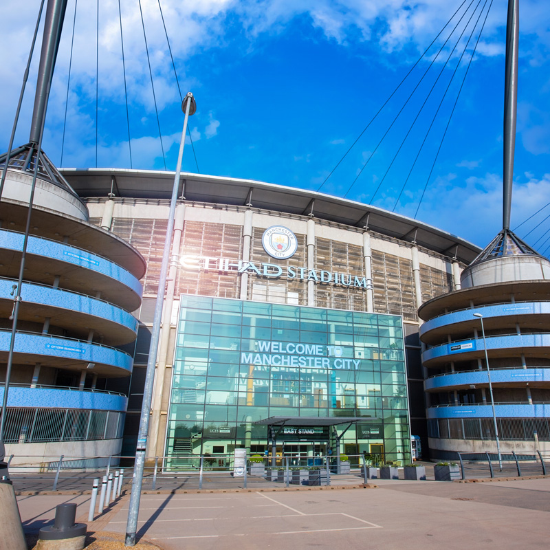 Football match, museum tour or a gig at the Etihad Stadium, we're the perfect transport solution for groups travelling from Blackpool, the Fylde Coast and Lancashire