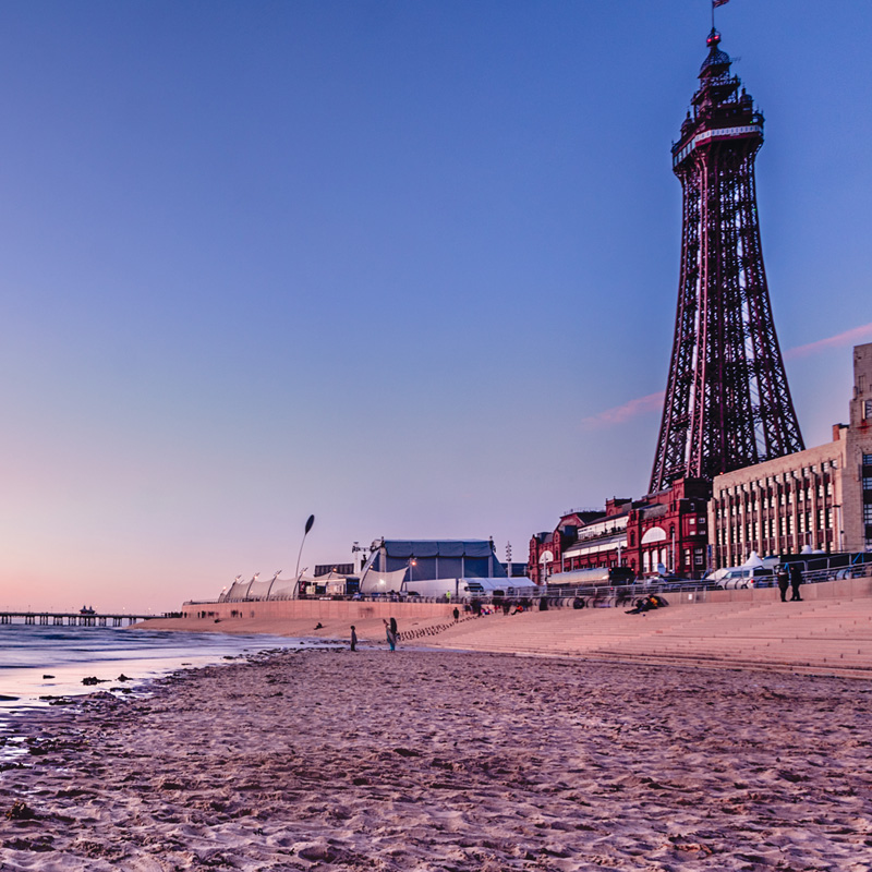 Local minibus hire for Blackpool and the Fylde Coast, for any occasion